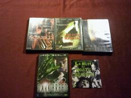 LOT DE 5 DVD   POUR 10 EUROS ( Lot 50 ) - DVDs