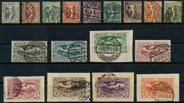 ABSTG OBERSCHLESIEN Nr 13-29 Gestempelt Briefstück X7B0B72 - Coordination Sectors