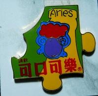 PIN * Aries - Space
