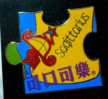 PIN * Sagittarius - Space
