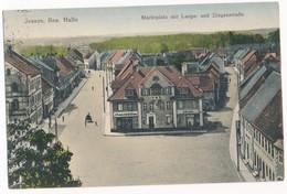 Jessen - Bez. Halle, Town View, Postally Used In 1926, Message. - Jessen