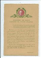 """Discours Du Général Pershing En 1918-""""Disposez De Nous Comme Il Vous Plaira"""" - Weltkrieg 1914-18"""