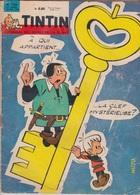 TINTIN - N° 754 - Avril  1963- Je Journal Des Jeunes De 7 A 77 Ans - Tintin