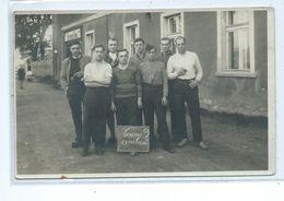 Görlitz Stalag VIII A Militaria (  Prisonniers Dont Le Courrier Part Vers Petit Courcelles Rue Des Gaulx ) - Courcelles