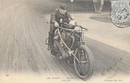 Les Sports, Moto - Motocycliste: Allessandro Anzani Sur Pacing Bike 2000 - Collection ND Phot. Carte N° 153 - Sport Moto