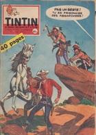 TINTIN - N° 573 - OCTOBRE  1959 - Le Journal Des Jeunes De 7 A 77 Ans - - Tintin