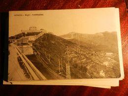 15225) GENOVA RIGHI FORTIFICAZIONI VIAGGIATA 1913 TIMBRO RISTORANTE BEREGARDO FRANCHIGIA - Genova (Genoa)