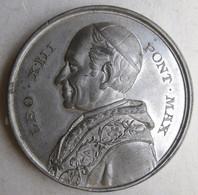 Médaille Papale Leon XIII 1887 - Religion & Esotérisme