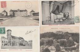 18 / 4  / 11  -    LOT  DE  7  CPA  DE  BRIENNE  LE  CHÂTEAU  ( 10 )  Toutes Scanées - Cartes Postales