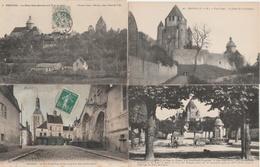 18 / 4  / 12 -  LOT DE  11  CPA  DE  PROVINS  ( 77 )  Toutes Scanées - Cartes Postales