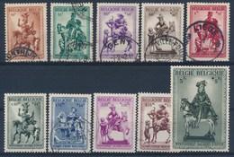 BELGIE - OBP Nr 583/592 - Gest./obl. - Used Stamps