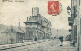 N°60803 -cpa Longwy Bas -la Poste- - Poste & Facteurs