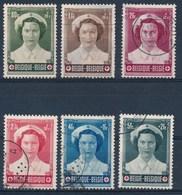 BELGIE - OBP Nr 912/917 (nr 916 Verdund/aminci, Niet Geteld/pas Compté) - Gest./obl. - Cote 23,00 € - Bélgica
