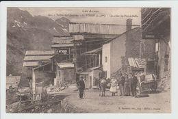 SAINT VERAN - HAUTES ALPES - QUARTIER DE PIERRE BELLE - France