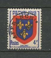 Préoblitérés 1950 N° 105 ** Neuf MNH Superbe  Armoiries Blasons Coats Of Arms - 1893-1947