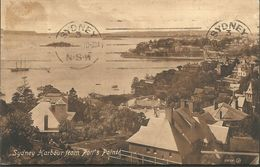 SYDNEY HARBOUR FROM POTT'SPOINT, PC Uncirculated - Sonstige