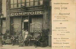 63 Clermont Ferrand : Café Comptoir Du Coq D'or - Clermont Ferrand