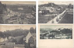 Valkenburg 4 Mooie Panorama Kaarten. (A 161) - Valkenburg