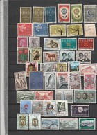 LUXEMBOURG - Lot Collection 45 Timbres - Tous états - Luxembourg