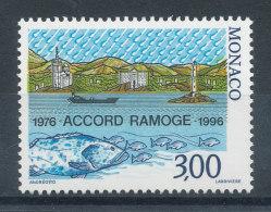 Monaco N°2038** Accord Ramoge - Neufs
