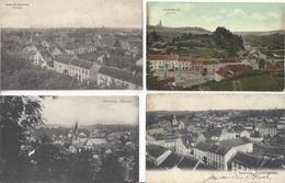 Valkenburg 4 Mooie Panorama Kaarten. (A 162) - Valkenburg