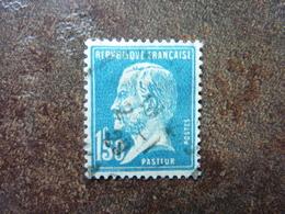 1923/1926 Pasteur 1F50  Y&T= 181 Oblitéré - Oblitérés