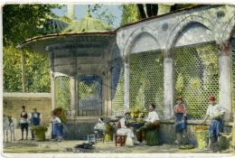 TURKYE  TURKIYE  TURCHIA  COSTANTINOPLE  Sebil De La Mosquée Schah-Zadé - Turchia