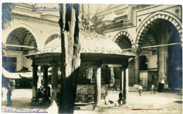 TURKYE  TURKIYE  TURCHIA  COSTANTINOPLE  Cour Et Fontaine De  La Mosquée Bayazed - Turchia
