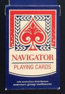 Navigator Playing Cards, Cartamundi, Belgium, New, Sealed - Playing Cards (classic)