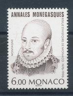Monaco N°2048** Annales Monégasque - Montaigne - Monaco