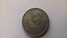 PIECE DE 50 PESOS MEXIQUE 1985 - Mexico