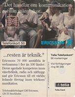 549/ Sweden; Ericsson, CN C3B000646, 6.750 Ex. - Sweden