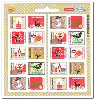 Nederland 2011, Postfris MNH, NVPH Vb2887-2896, Christmas - Periode 1980-... (Beatrix)