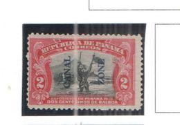 Panama PO 1915 Canal Zone  Scott.43+See Scans On Scott.Page - Panama