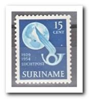 Suriname 1954, Postfris MNH, Airmail - Suriname