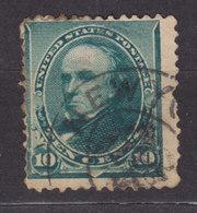 United States 1890 Mi. 68      10 C. Daniel Webster, Politiker - Usati