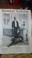 Dimanche Illustré 30 Le Roi Du Portugal Intime - Livres, BD, Revues