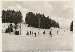 AK  Feldberg Bärental Beim Skilift 1969 - Feldberg