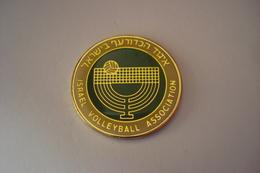 20180401-1566 FEDERATION DE VOLLEYBALL « ISRAEL ASSOCIATION » - Volleyball