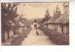 Ps- OUGANDA - La Leproserie De La Mission - Missions Des Peres Blancs - Uganda