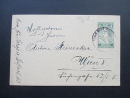 Österreich / Bosnien 1918 Ganzsache P 20 Vom 25.7.1918 Von Sarajevo Nach Wien Gesendet! Bedarf!! - Bosnien-Herzegowina