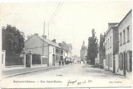 Merbes-le-Château NA12: Rue Saint-Martin 1904 - Merbes-le-Château