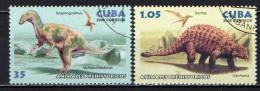 CUBA - 2006 - ANIMALI PREISTORICI - USATI - Cuba