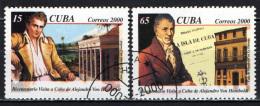 CUBA - 2000 - ALEXANDER VON HUMBOLDT - USATI - Cuba