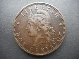 Argentina 2 Centavos 1891 - Argentine
