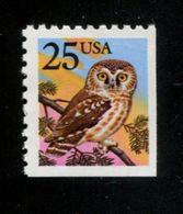547958054 USA 1988 ** MNH SCOTT 2285 RECHTS EN ONDER Ongetand Bird Vogel - United States