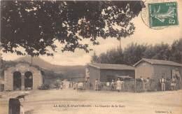 13 - BOUCHES DU RHONE / 13922 - La Roque D' Anthéon - Le Quartier De La Gare - Other Municipalities