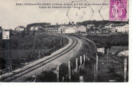 Sembadel - Ligne De Chemin De Fer -Bois Noir - Otros Municipios