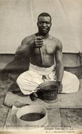 PARIS - EXPOSITION COLONIALE 1907 - Campement Touareg - Cuisinier Saharien - LL N° 113 - Expositions