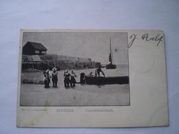 Yerseke - Ierseke (Zld.) Oestervisscherij  // Gelopen 1904 - Yerseke